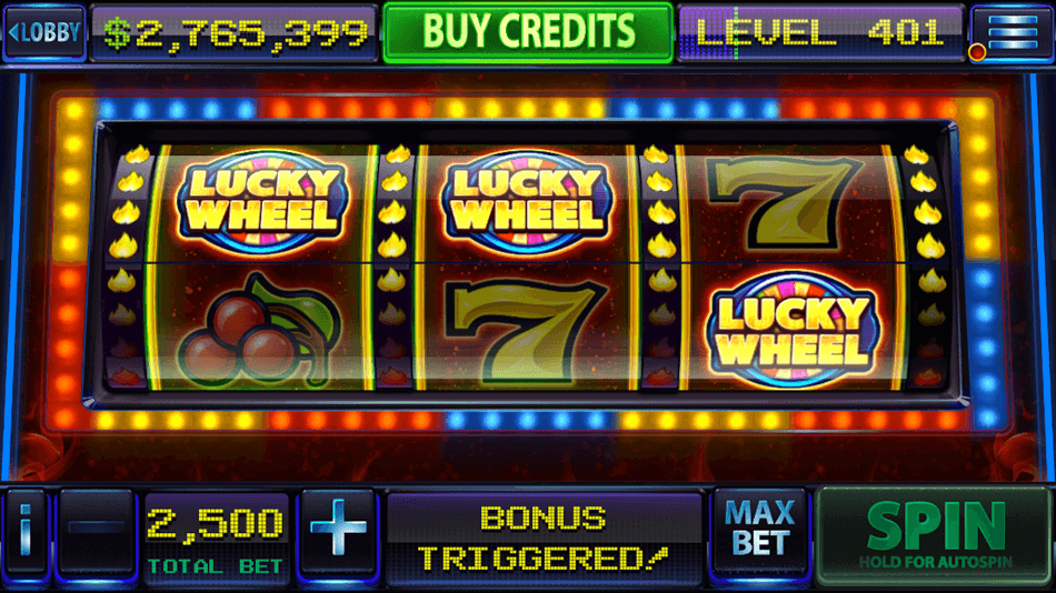 Vegas slots online – the self-explanatory brunch